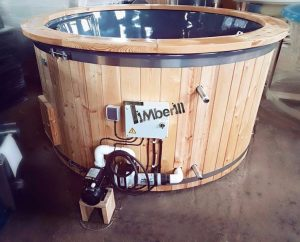 Wooden Hot Tub With Electric Heater (4) |