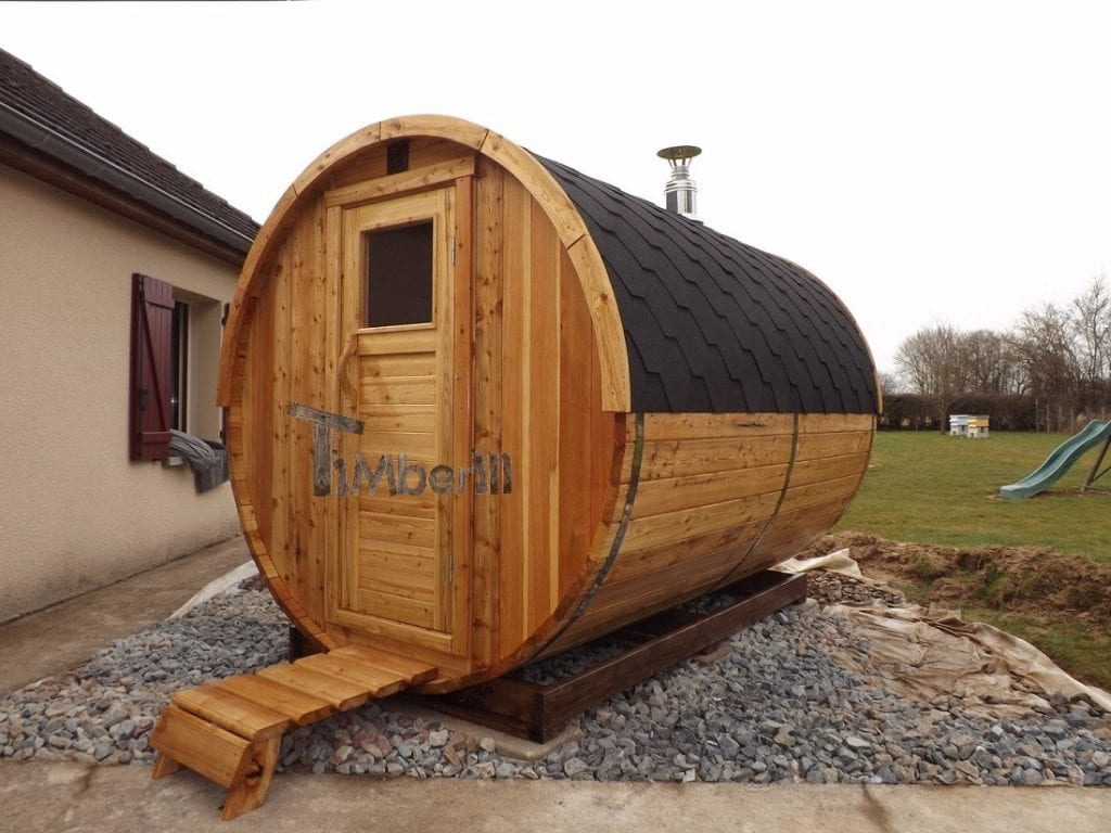 Outdoor Sauna Maintenance