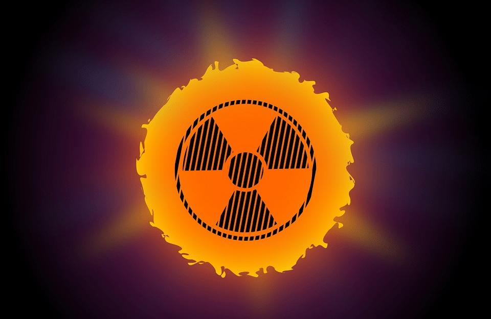 Sun Radioactive Ultraviolet