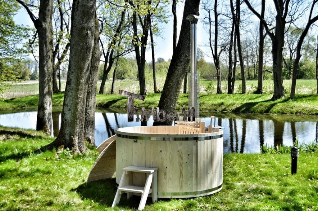 Cheap Outdoor Wooden Hot Tub For Sale Timberin