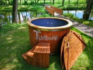 Electricity heated hot tub for garden (11)