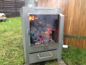 Wood Fired Heaters for Hot Tubs | Snorkel or External Designs!
