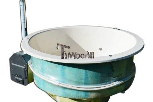 Sunken inground built in hot tub jacuzzi for sale