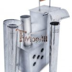 Snorkel stainless steel heater for hot tubs