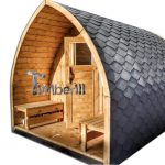 Igloo garden sauna for sale1