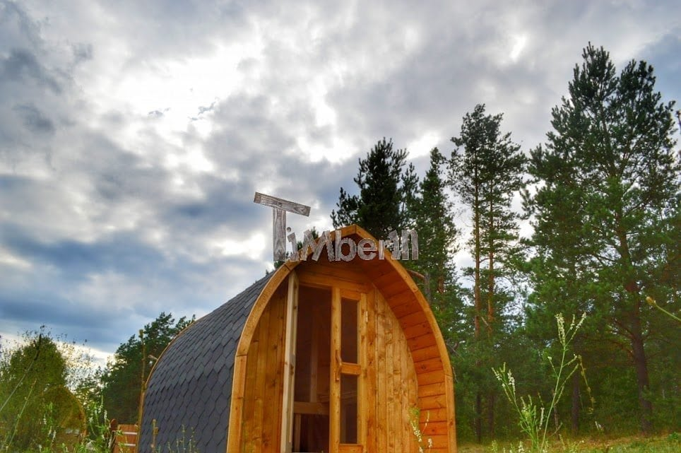 Outdoor Camping Glamping Pod Hut For Sale Uk Timberin