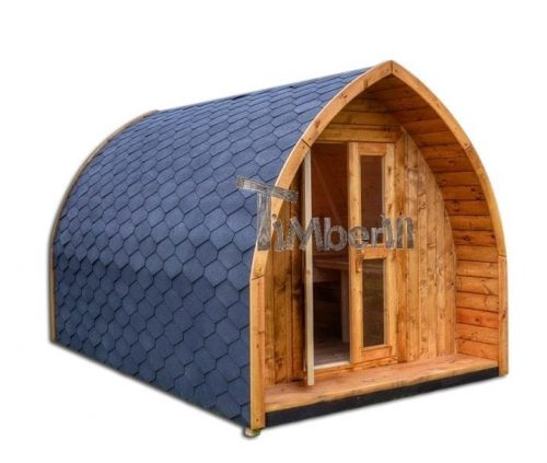 Outdoor camping glamping pod hut for sale UK