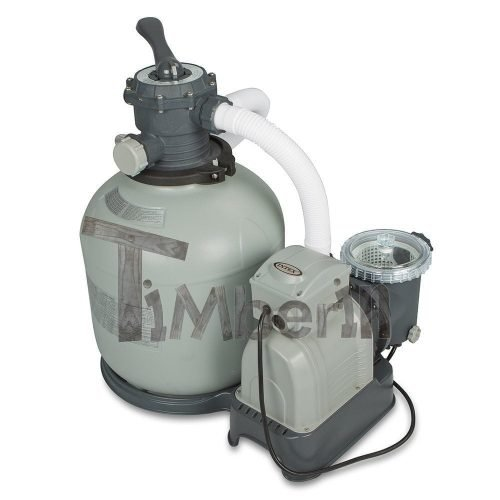 Water Filtration System For Hot Tubs And Pools TimberIN
