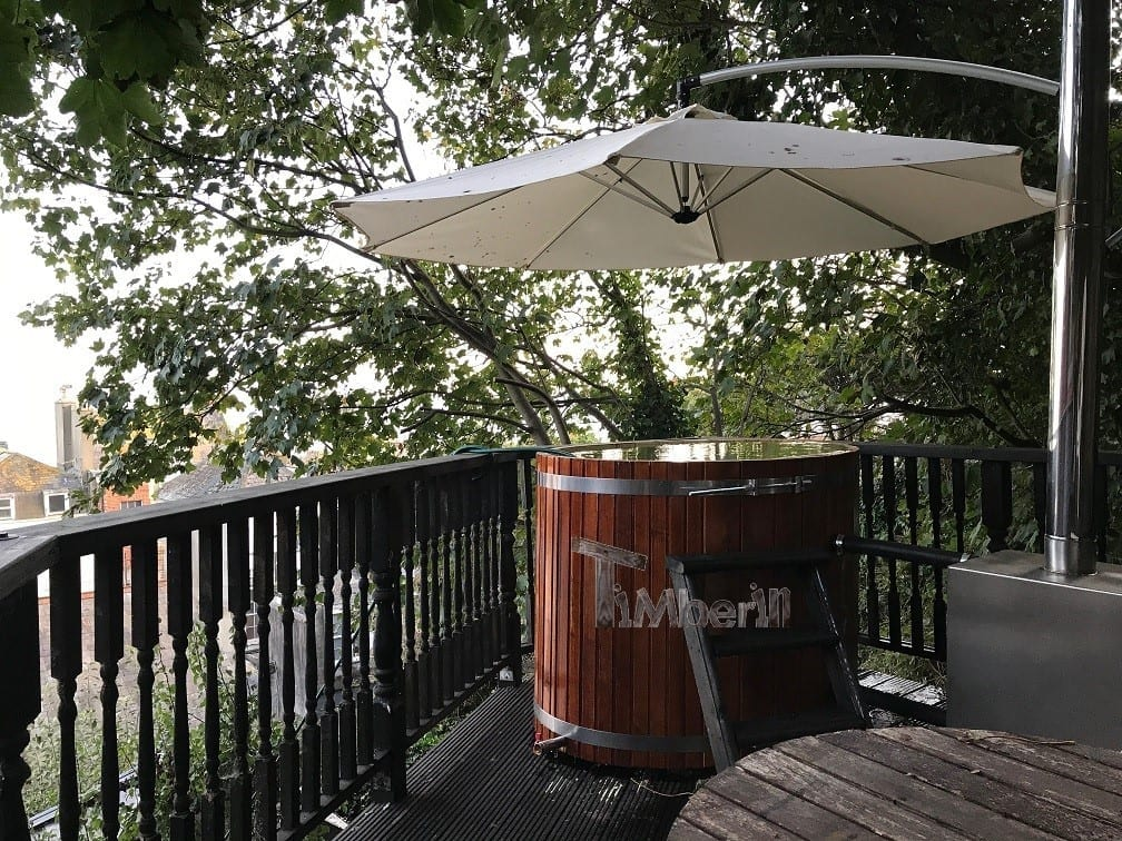 Wooden-hot-tub-for-2-persons-Mike-U.K. Testimonials