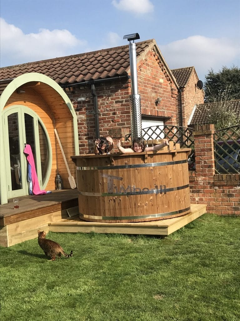 Wooden-Hot-Tub-Thermo-Deluxe-Helen-North-Yorkshire-U.K. Testimonials