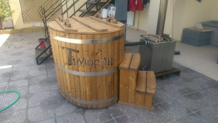 Wooden Hot Tub For 2 Persons, Andy, Sissi, Crete (2)