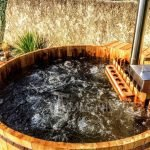 Round Wooden Hot Tubs For 4 – 10 Persons 10