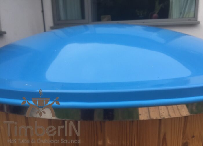 6 – 8 person outdoor hot tub with external heater (5)