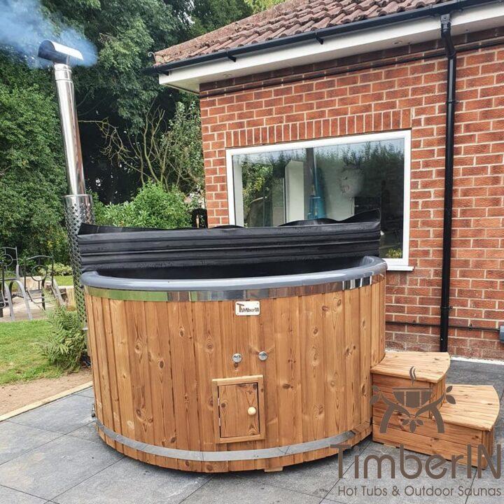 Wood burning heated hot tubs with jets timberin rojal, dan, hull, united kingdom (2)