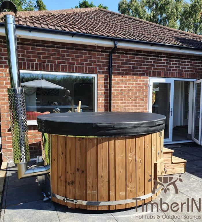 Wood burning heated hot tubs with jets timberin rojal, dan, hull, united kingdom (4)