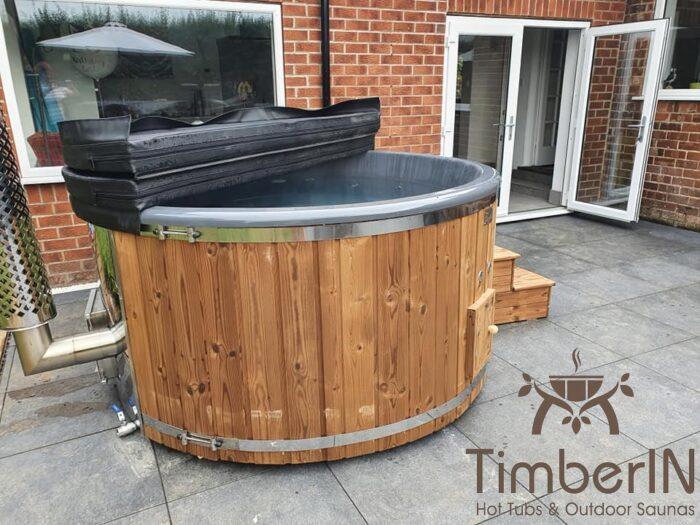 Wood burning heated hot tubs with jets timberin rojal, dan, hull, united kingdom (5)