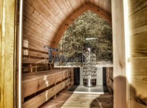 Outdoor-sauna-with-electric-heater-and-panoramic-glass Outdoor sauna gallery