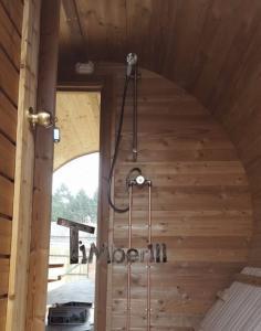 Outdoor-sauna-with-shower Outdoor sauna gallery