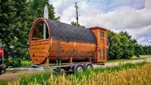 mobile-outdoor-garden-wooden-sauna-with-changing-room Sauna gallery