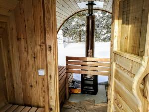 outdoor-garden-sauna-with-wood-stove Sauna gallery