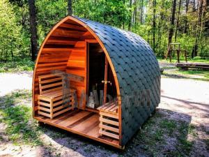 red-cedar-outdoor-garden-wooden-sauna-4-6-person Sauna gallery