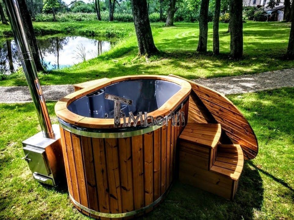 wood fired hot tubs wooden hot tubs for sale uk 30 models. Black Bedroom Furniture Sets. Home Design Ideas
