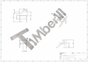 B_type_stairs_(1) Wooden hot tub cheap basic design