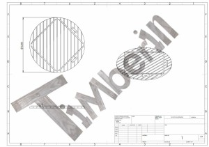 Drawing_of_wooden_lid Fiberglass lined hot tub with integrated burner thermo wood [Wellness Royal]