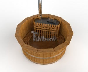 Outdoor_garden_hot_tub_thermowood_(10) Wood tub deluxe thermowood