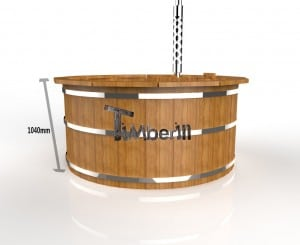 Outdoor_garden_hot_tub_thermowood_(5) Wood tub deluxe thermowood