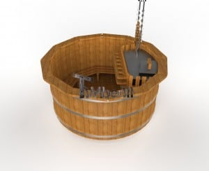 Outdoor_garden_hot_tub_thermowood_(8) Wood tub deluxe thermowood