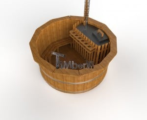 Outdoor_garden_hot_tub_thermowood_(9) Wood tub deluxe thermowood