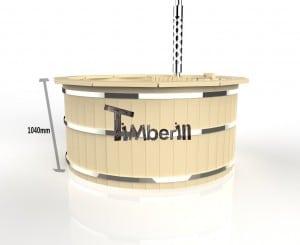 Outdoor_round_hot_tub_(4) wooden deluxe