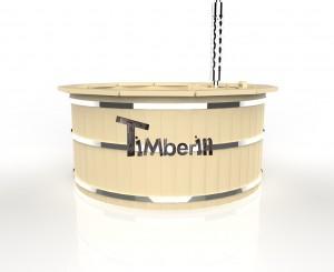 Outdoor_round_hot_tub_(5) wooden deluxe