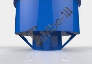Terrace_model_3D_design_(4) Sunken terrace fiberglass jacuzzi